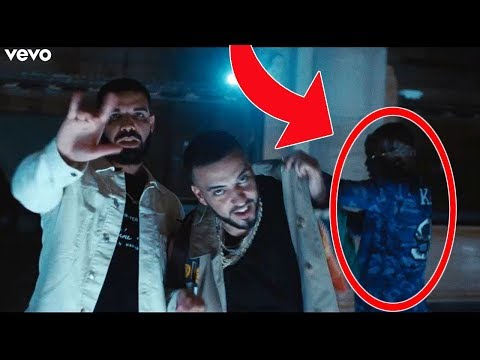 7 SECRETS You Missed in French Montana - No Stylist ft Drake