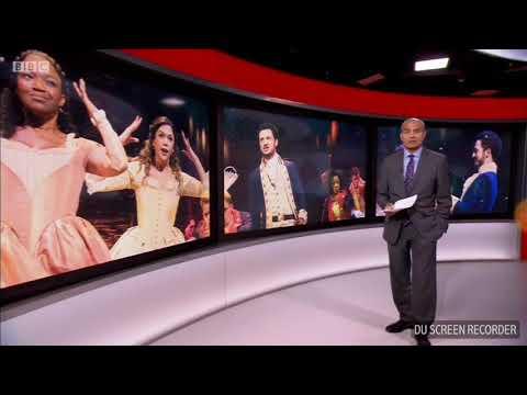 Hamilton UK on BBC News