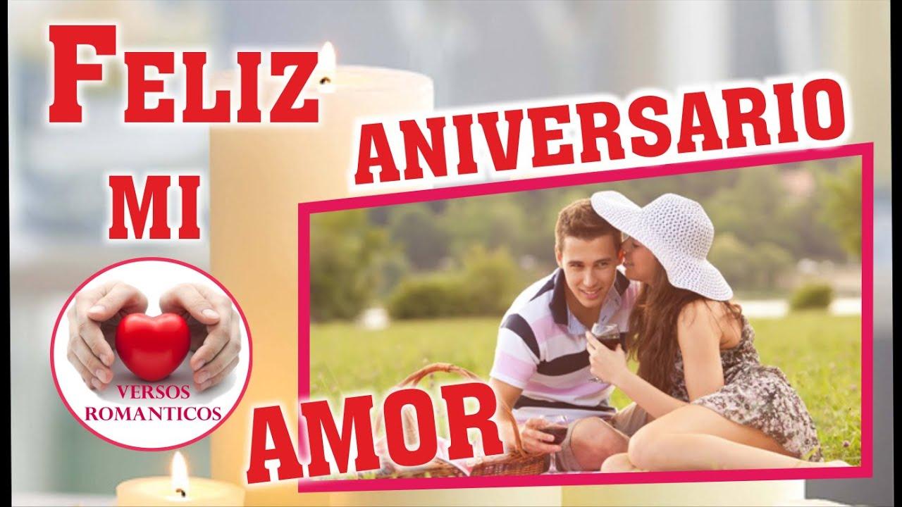 Frases De Aniversário: Feliz Aniversario Mi Amor, Frases Para Enamorar, Video