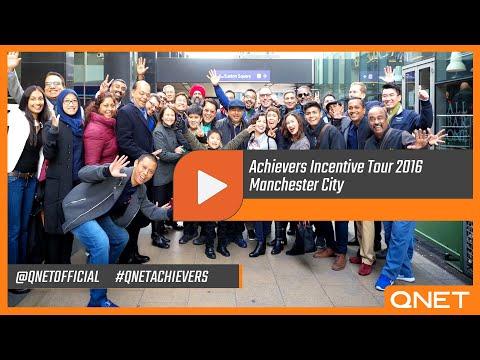 QNET Achievers Incentive Tour 2016 [Aftermovie]