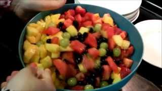 milk based fruit salad