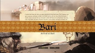 Aoe Ii: Hd - Bari - Arrival At Bari