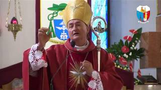 Homilia ks  bpa Andrzeja Jeża z okazji 50-lecia Odnowy w Duchu Świętym