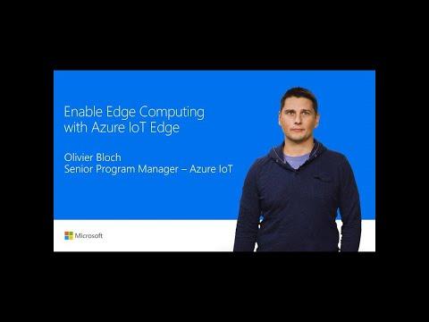 Redis Edge On Azure IoT Edge - YouTube