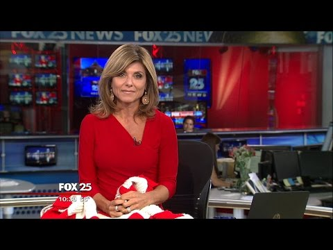 Maria Stephanos Says Goodbye to WFXT-TV FOX 25 - 10pm Newscast 9/11/15