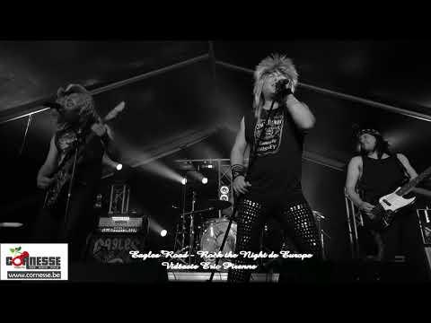 EAGLES ROAD - ROCK THE NIGHT de EUROPE (FETE DES CERISES CORNESSE 2017)