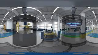 Презентация Мослифт 360vr. Производство ролика - студия Кинематика
