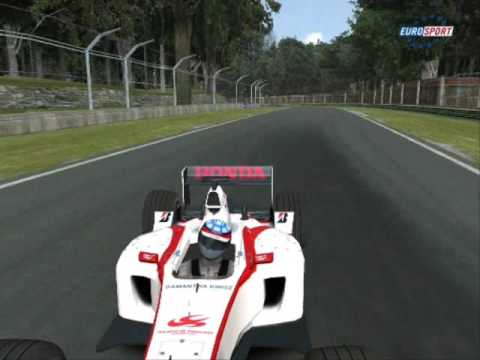 Race07 Formula One 2006 (mod) Crashes