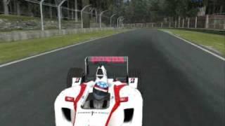 Race07 Formula One 2006 (mod) Crashes