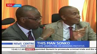 This Man Sonko: I have never ever used Tax payers money for the beautification program says Sonko