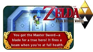 #masterswordhype | The Legend of Zelda: A link Between worlds | Ep.9