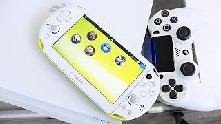 КУПИЛ PS Vita Slim Вместо SWITCH! Обзор Пользователя