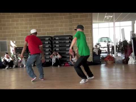Mike & Ricky Choreo - Hit It on the road