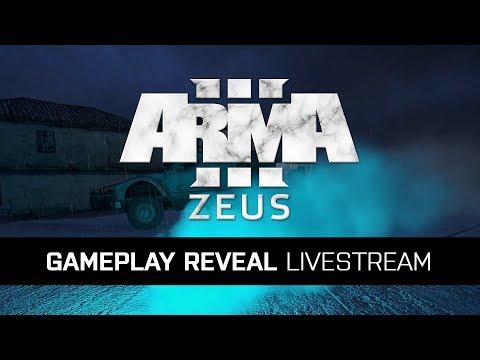 Arma 3 Livestream - Zeus DLC Gameplay Reveal