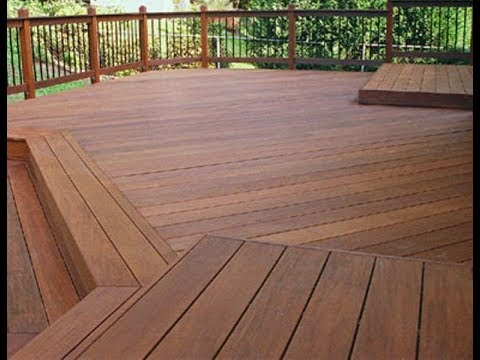 DECK Repair Tulare County CA, Deck Refinishing, Staining & Cleaning
