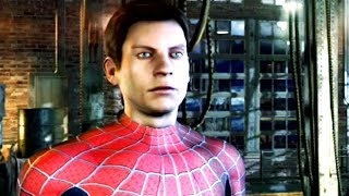 Spider-Man 2 Walkthrough (PSP) - Ending - Final Experiment (Spider-Man Vs. Doc Ock)