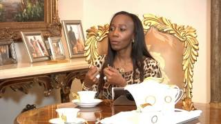 Business and Servant hood on Table Talk with Patience Mlengana