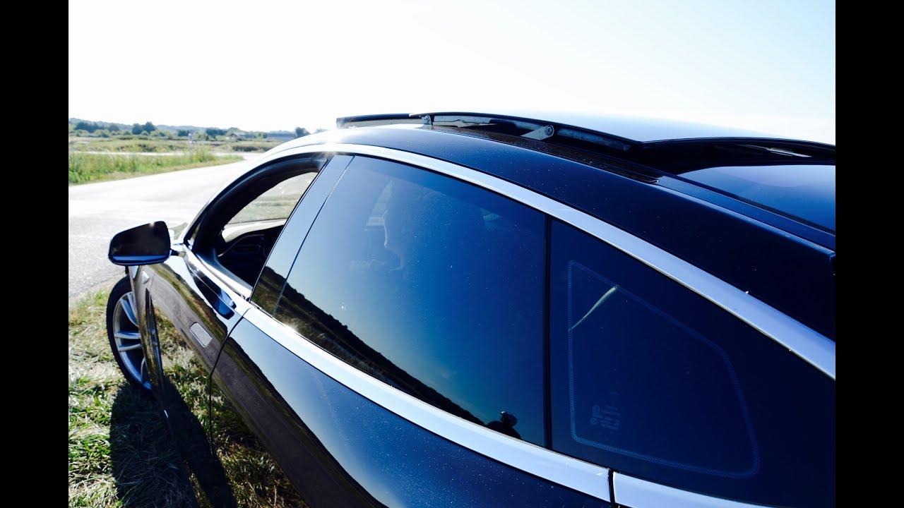 essai tesla model s 85 kwh la voiture lectrique dont r vent les geeks youtube. Black Bedroom Furniture Sets. Home Design Ideas