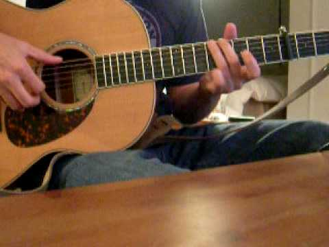 Trucker's Atlas done Mark Kozelek style
