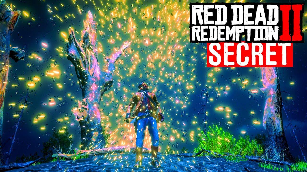 (THOR SECRET) SE FAIRE FOUDROYER PAR LA FOUDRE ! RED DEAD REDEMPTION 2