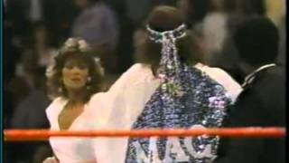 RCS Exclusive: S.D. Jones vs Randy Savage Superstars 5/2/87 Test