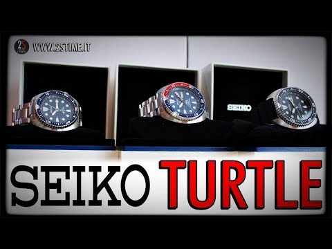 SEIKO Prospex TURTLE Collection - A Great Dive Watch Under 500$