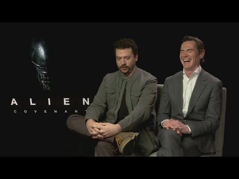 Billy Crudup cracks up at Danny McBride's Alien story