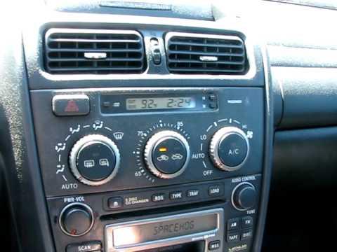 Gurgling fluid sound behind my glovebox?   Lexus IS Forum