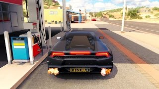 Forza Horizon 3 Lamborghini Huracan Lp 610-4 Gameplay Hd 1080p