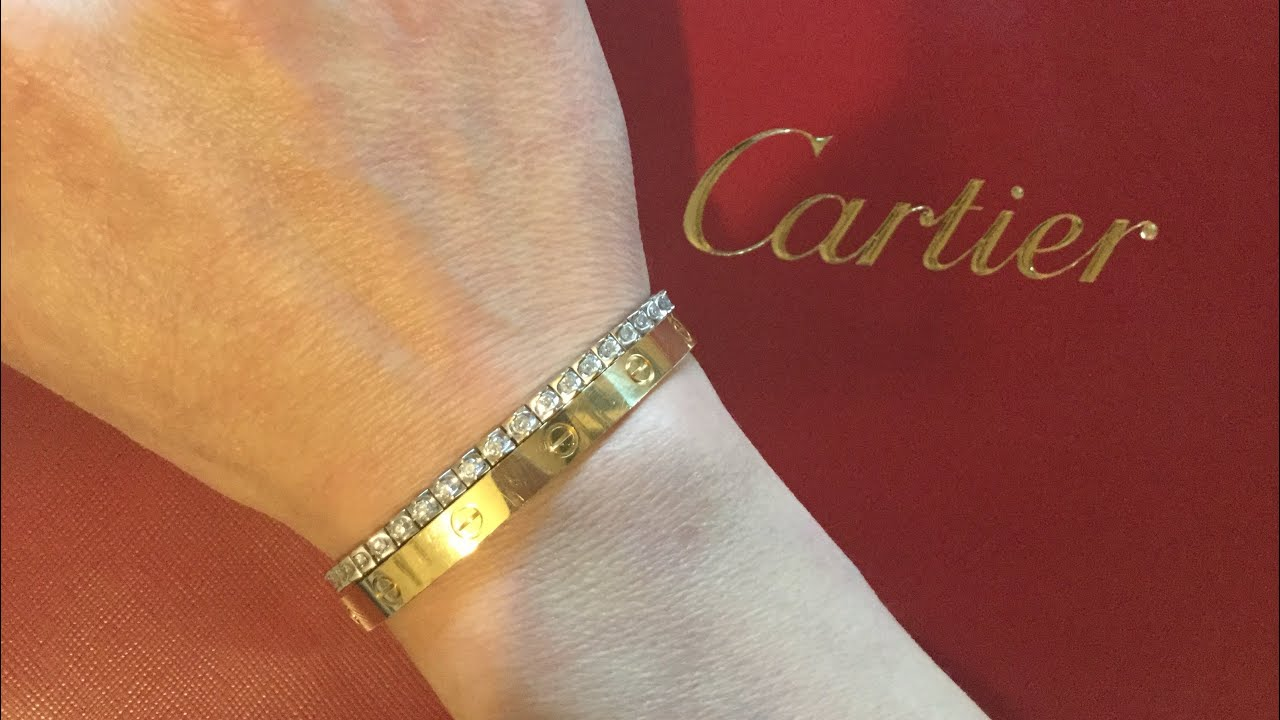 Cartier Love Bracelet How To Purchase With