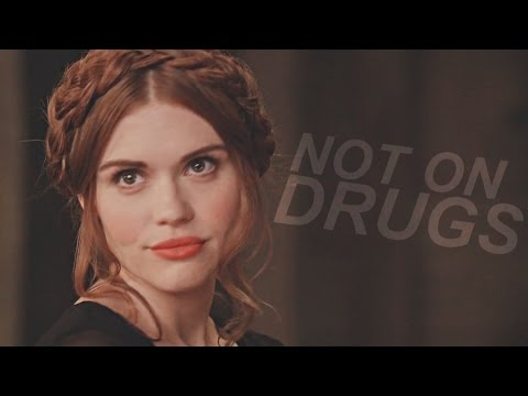 ►Lydia Martin || Not On Drugs