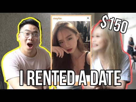 I Rented a Date in Singapore!