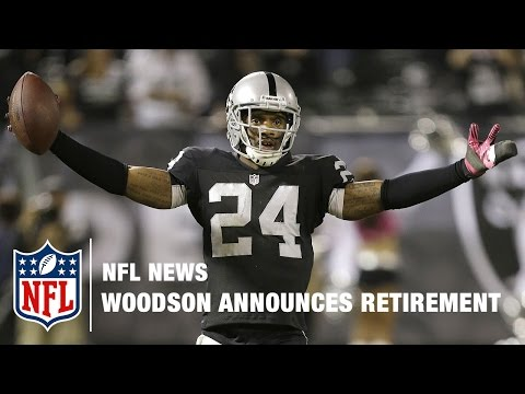 Charles Woodson Announces He Will Retire After 2015 Season | NFL News