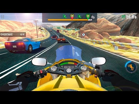 Bike Rider Mobile: Moto Race & Highway Traffic | Android Gameplay HD Trailer