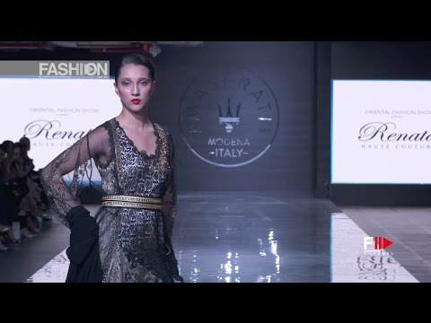 RENATA 2017 Kuwait fashion week in partnership with Oriental fashion show - Fashion Channel