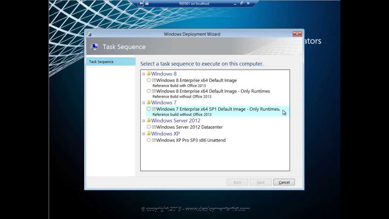 Using Copyprofile To Customize The Windows 8 Start Screen