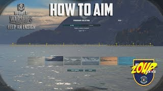 Download lagu How to Aim in World of Warships Help an Ensign MP3