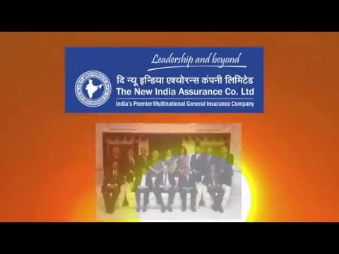 New India Assurance Corporate Intro