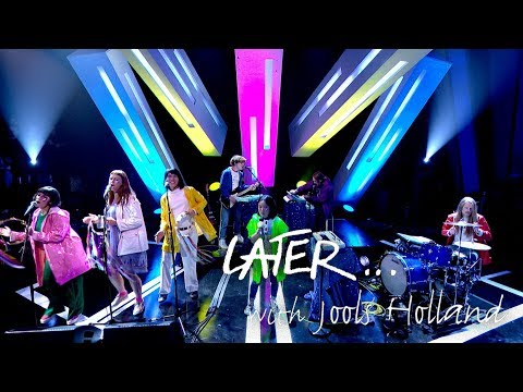 Superorganism - Something For Your M.I.N.D - Later… with Jools Holland - BBC Two