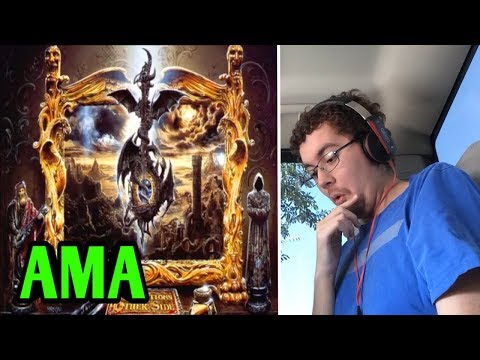 Blind Guardian - The Script For My Requiem | Reaction & Review!!!