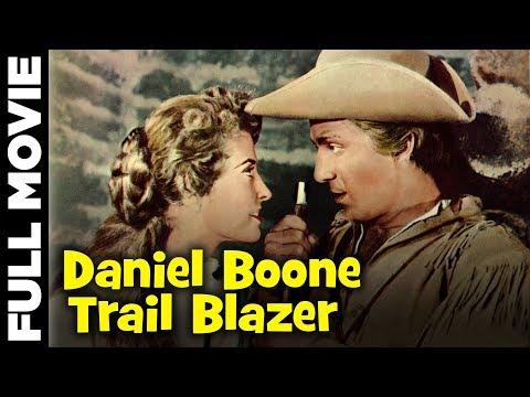 Daniel Boone Trail Blazer | Hollywood Adventure Film | Bruce Bennett, Faron Young