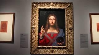 Leonardo da Vinci exhibitions in Paris. Drawings, paintings. Léonard exposition au Louvre
