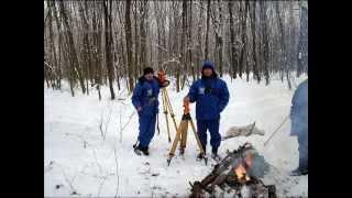 рабочие будни геодезистов(, 2012-03-24T18:47:50.000Z)