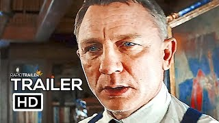 KNIVES OUT Official Trailer (2019) Daniel Craig, Chris Evans Action Movie HD