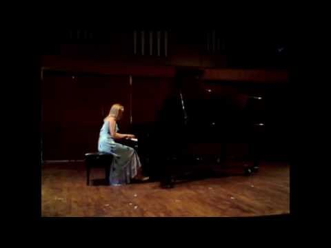 Ravel Sonatine - III. Animé