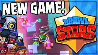 "NEW SUPERCELL GAME! ""BRAWL STARS"" ALL INFO u0026 RELEASE DATE NEWS SO FAR!"