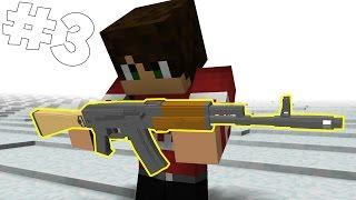 НОВОГОДНИЕ ПРИКЛЮЧЕНИЯ #3 - Сделали Оружие!  [Minecraft]