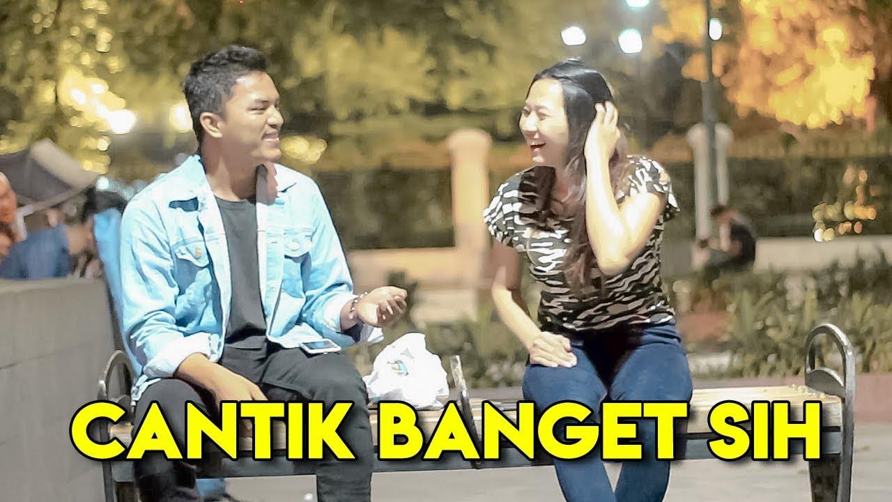 GILA!! Nembak Cewek Cantik Gak Dikenal - Jomblo Wajib Nonton!! Prank Indonesia #1