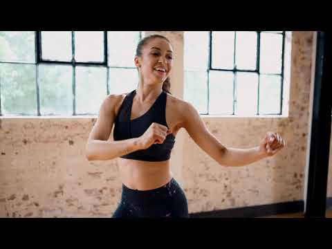 DANCE WORKOUT FOR EVERYONE! | Danielle Peazer