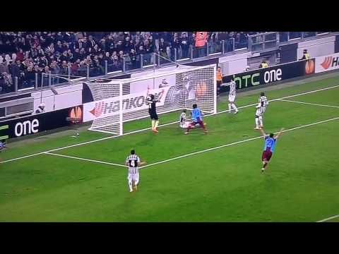 Juventus Trabzonspor 2 0 Sky HD Highlights Ampia Sintesi All Goals